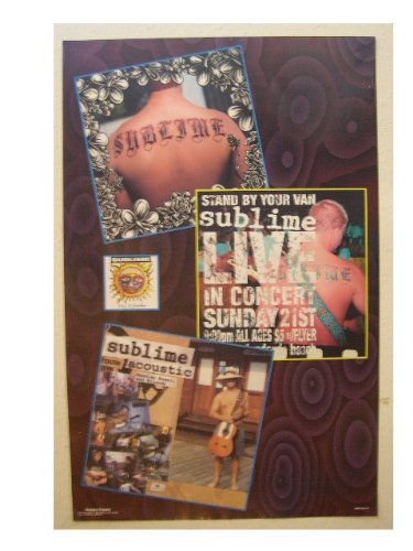 Sublime Poster Album Covers