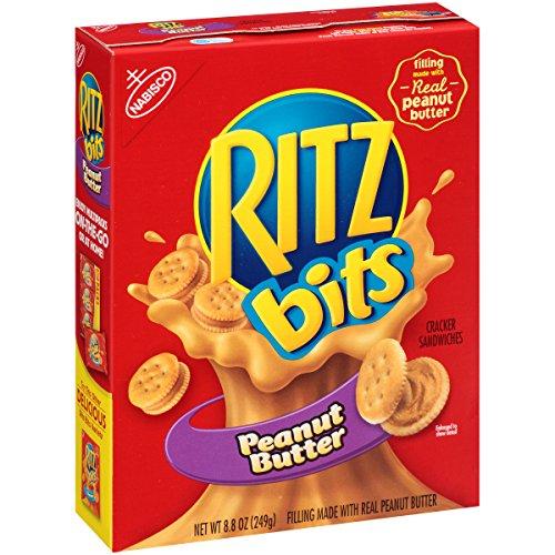 ritz-bits-sandwich-crackers-peanut-butter-88-ounce-boxes-12-pack