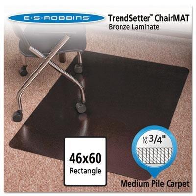 (ES Robbins Design Series Laminate Chair Mat)