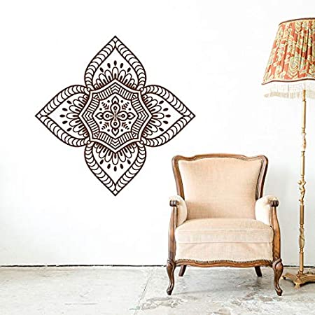 zqyjhkou Bohemian Wall Sticker Mandala Wall Art - decoración ...