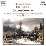 Crussell: Clarinet Concertos
