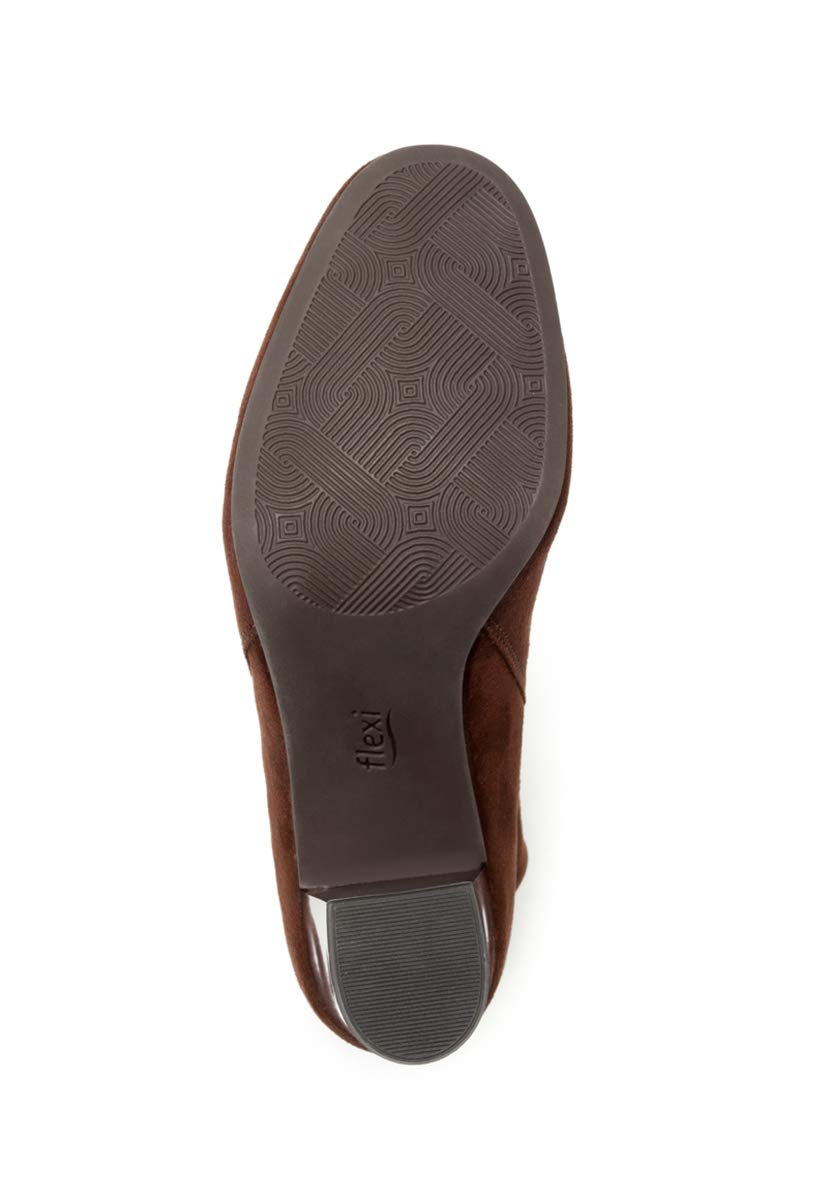 6749dafd48f84 Flexi Bota Café Bota para Mujer  Amazon.com.mx  Ropa, Zapatos y Accesorios