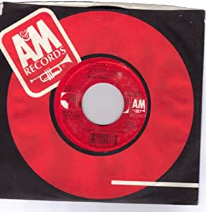 "Can't Stop This Thing We Started - Bryan Adams 7"" 45"