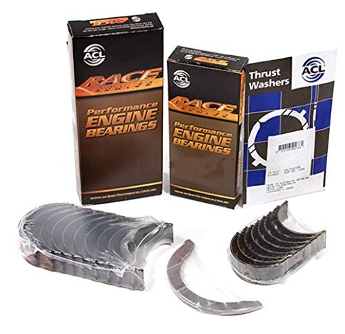 - ACL Race Rod & Main Bearings & Thrust compatible with 1994-01 Acura Integra 1.8L DOHC 16V B18C1 B18C5