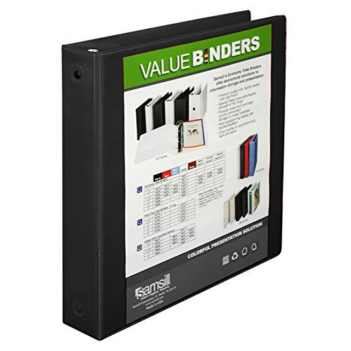 Samsill Value Binder 2 Inch 18560