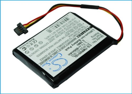 Titan Replacement GPS, Navigator Battery for TomTom P11P2...