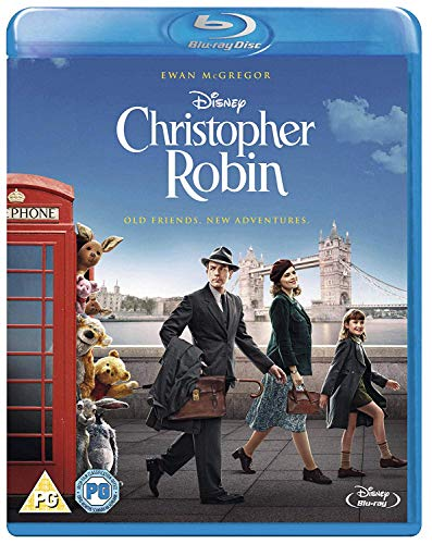 Chirstopher Robin [Blu-ray] (Monsters Inc And Monsters University Blu Ray)