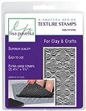 Lisa Pavelka 327091 Texture Stamp Kit Adornments