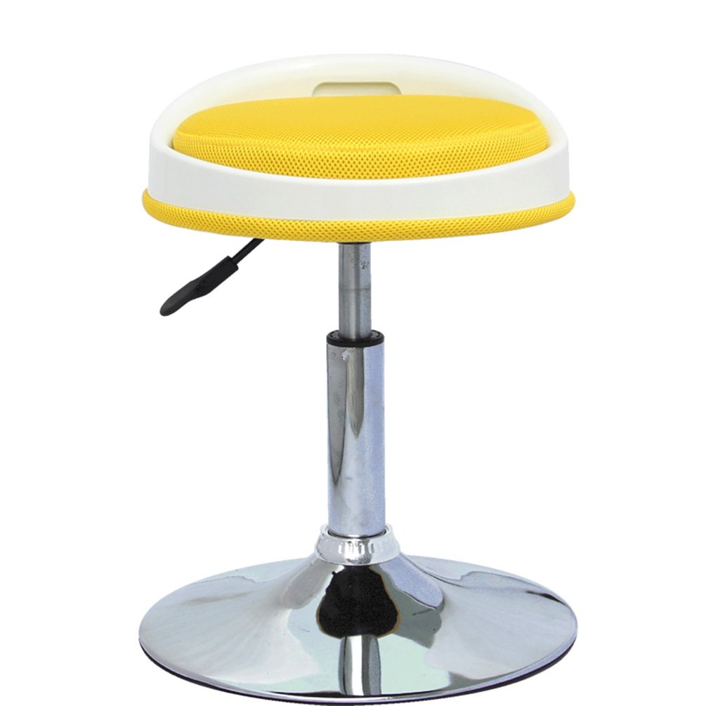 C NYDZ Bar Chair Shopping Table Chair Barber Shop Lift Stool Table Stool Home colorful Decorative Leisure Stool Nail Salon Stool Clubhouse Front Desk High Stool (color   B)