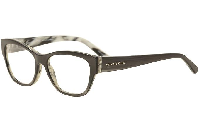 Michael Kors Ylliana, Gafas de Sol para Mujer, Negro (Black ...