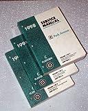 1998 Buick Park Avenue Service Manuals (GM C Platform, 3 Volume Set)