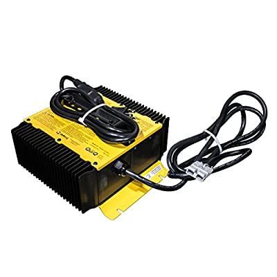 EZGO Total Charge III Charger-120/60-UL with AC Cord, 36-Volt
