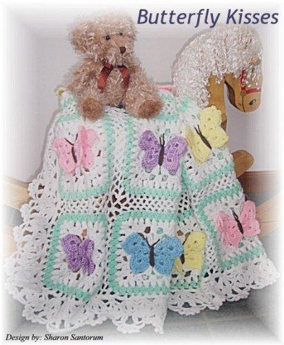 Baby Afghan Crochet Pattern - 2