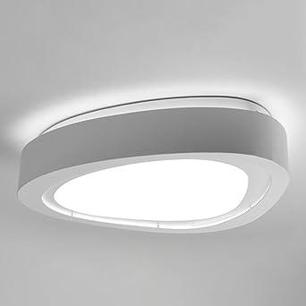 Moderno Luz de techo bajo consumo - - LED Hierro simple idee ...