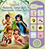 Disney Fairies: Wellcome Tinker Bell! Bienvenida, Tinker Bell! (English-Spanish Sound Book)