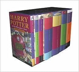 Harry Potter Classic Hardback Boxed Set: Amazon.es: Rowling, J. K. ...