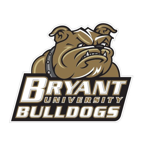 Bryant Large Magnet 'Bryant Official Logo' by CollegeFanGear