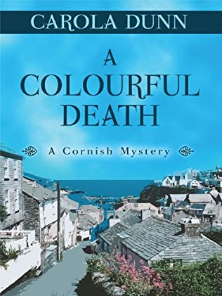 book cover of A Colourful Death