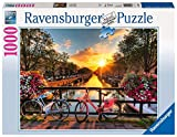 Ravensburger Bicycles in Amsterdam 1000 Piece
