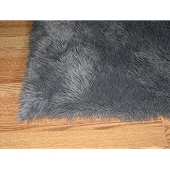 faux fur rug white ikea this item rugs gray large uk