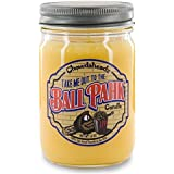 Chowdaheadz Take Me Out To The Ball Pahk Candle 100% Soy, All Natural, Made In The USA