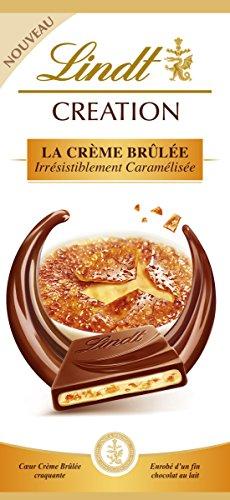 Lindt Creation La Creme Brûlée Chocolate Bar 150 grams (Best Creme Brulee In Paris)