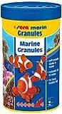 Sera Nourriture pour Aquariophilie Marin Granulat 250 ml