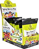 Eden Foods Organic Pocket Snacks Spicy Berry Mix 12 Packages 1 oz 28 3 g Each