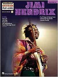 Jimi Hendrix: Deluxe Guitar Play-Along Volume 24