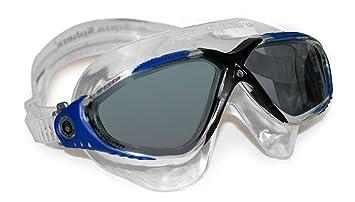 Aqua Sphere Vista - Gafas de natación, tipo máscara, lentes tintadas, para adulto