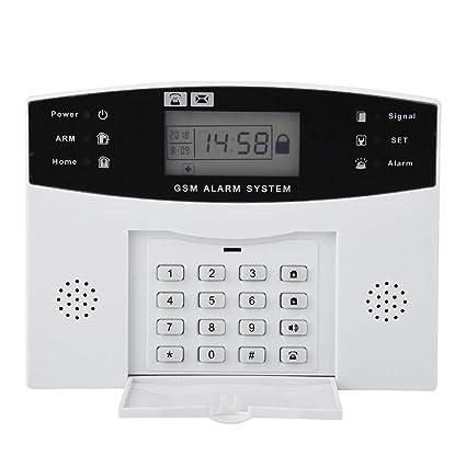 gsm Sistema de Alarma para Puerta de casa con Sistema de ...