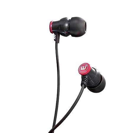 Brainwavz Delta in Ear Earbuds Noise Isolating Earphones Remote  amp; Mic Headset Stereo Headphones Android  amp; Apple   Black