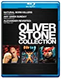 Oliver Stone Collection (Natural Born Killers / Any Given Sunday / Alexander Revisited) [Blu-ray] by Warner Home Video by Oliver Stone
