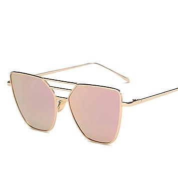 Ysprings Gafas de Sol Tipo Mantal para Hombres Gafas de Sol ...