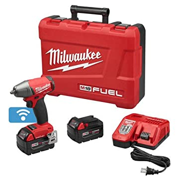 Milwaukee 2754-22CT M18 18V FUEL 3 / 8 Compact Impact Wrench with Friction Ring K