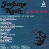 All The Things You Are - Music Of Jerome Kern
