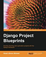 Django Project Blueprints Front Cover