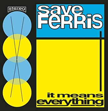amazon it means everything save ferris 輸入盤 音楽