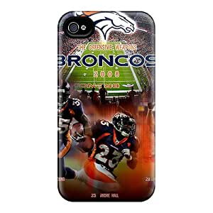 Bumper Cell-phone Hard Covers For Iphone 6plus (qTu8002YpnA) Custom HD Denver Broncos Image