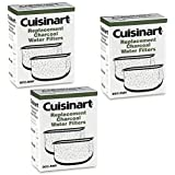 Six Generic Charcoal Water Filters for use in Cuisinart Coffee Machines- 1 Year Supply