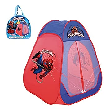 Toys Bhoomi Spider-Man Play Tent - 100% Safe Polyester Fabric  sc 1 st  Amazon India & Buy Toys Bhoomi Spider-Man Play Tent - 100% Safe Polyester Fabric ...