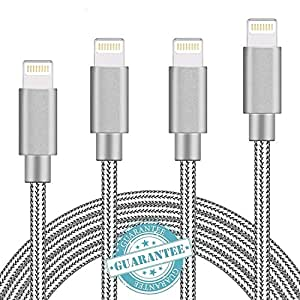 DANTENG iPhone Cable Nylon Braided Certified Lightning to USB iPhone Charger Cord for iPhone 316133