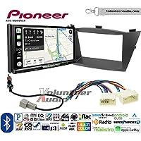 Volunteer Audio Pioneer AVIC-W8400NEX Double Din Radio Install Kit with Navigation, Apple CarPlay and Android Auto Fits 2010-2013 Hyundai Tucson