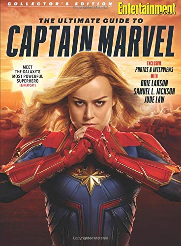 Pdf Comics Entertainment Weekly The Ultimate Guide to Captain Marvel