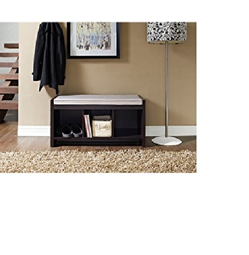 Altra Storage Bench with Cushion. A Convenient Seat Offering