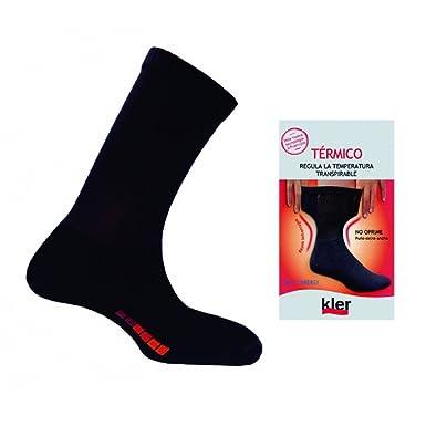 kler 6070 - calcetin termico caballero (UNICA, MARINO)