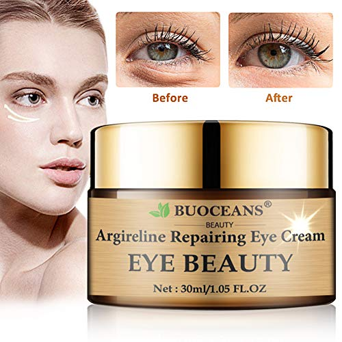 Eye Cream, Under Eye Cream, Anti Ageing Eye Cream, Reduce the Appearance of Fine Lines, Wrinkles, Dark Circles, Puffiness and Bags, 1.05 fl oz (The Best Eye Cream For Wrinkles And Puffiness)
