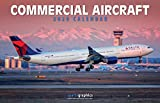 2020 Commercial Aircraft Deluxe Wall Calendar