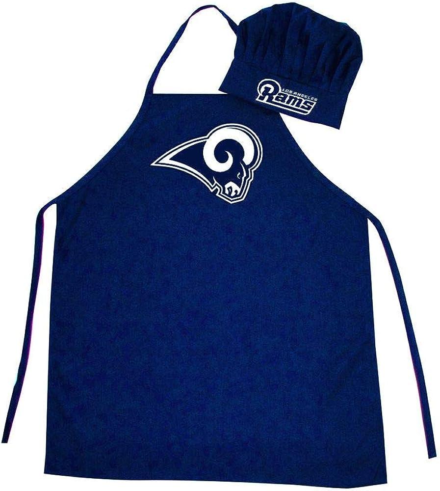 PSG, NFL Unisex-Adult Apron and Chef Hat Set