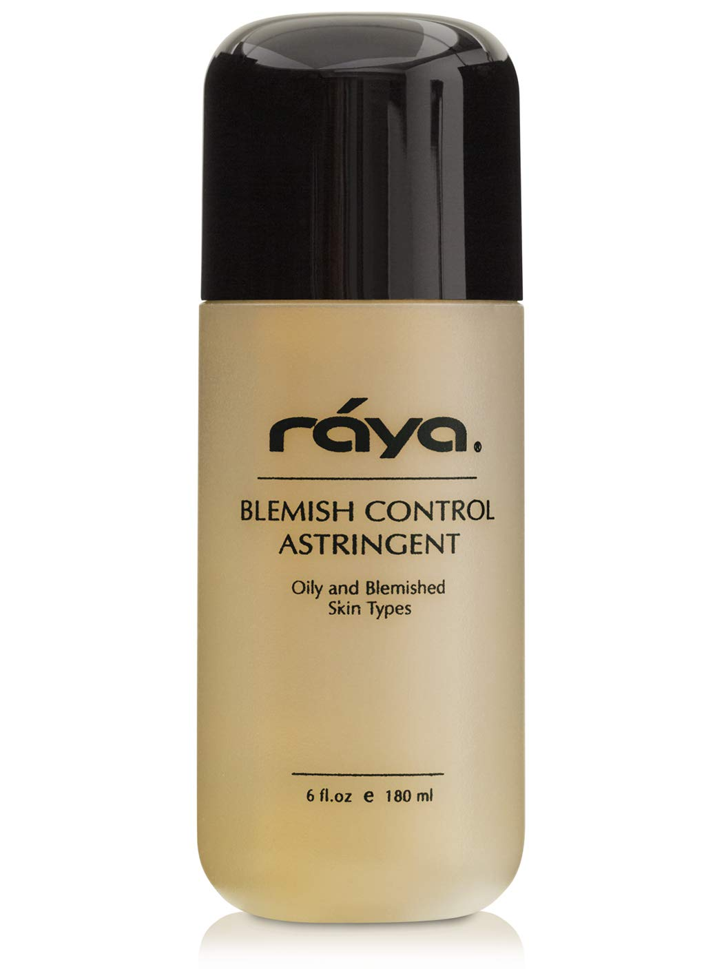RAYA Blemish Control Astringent 6 oz (705) | Facial Toner for Very Oily and Break-Out Skin | Helps Normalize pH Levels and Regulate Oil Gland Secretion | Made With Vitamin-B | Great for Teens